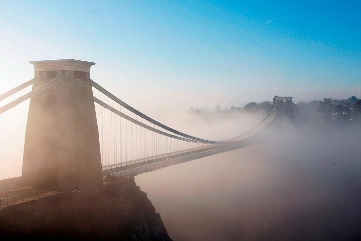 Suspension bridge Large WP