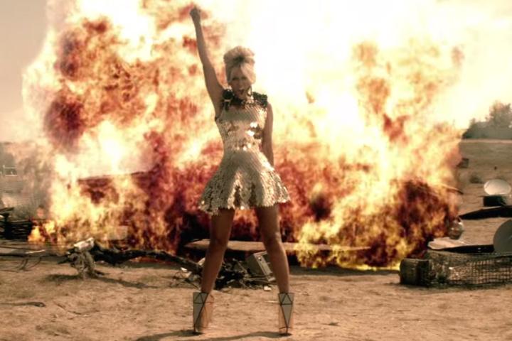 Beyonce Girls run the world WP