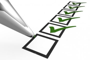 Checklist Get things done AnteAr