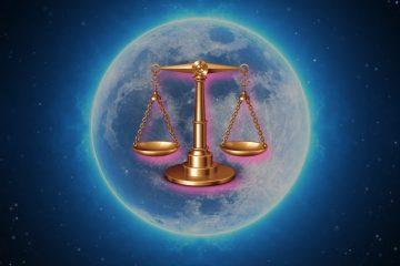 Libra Full moon april 2019 AnteAr
