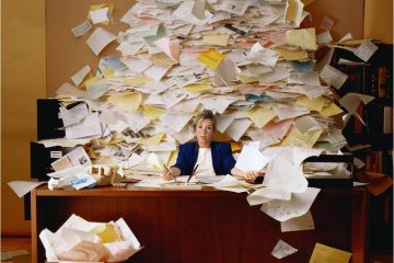 Too Much Paper AnteAr