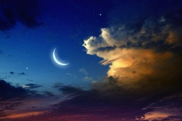 Lunárny Nov v znamení Rýb AnteAr