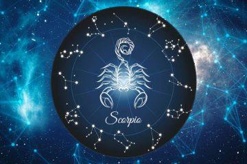 Ascendent 08 scorpio AnteAr