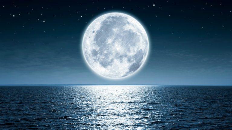 Luna v znameniach zverokruhu AnteAr