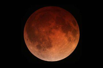Zatmenie Mesiaca 5. júl 2020