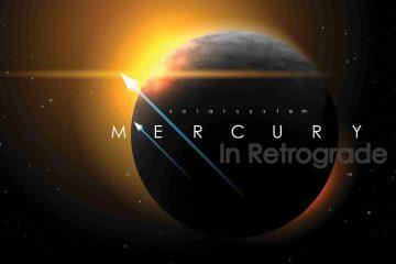 Retrográdny Merkúr AnteAr