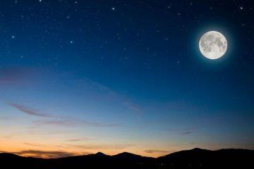Spln v Kozorožcovi 24. jún 2021 AnteAr